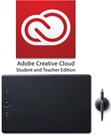 Adobe Creative Cloud with Wacom Intuos Pro Tablet with Pro Pen 2 - Medium (SPECIAL OFFER!) WIN/MAC