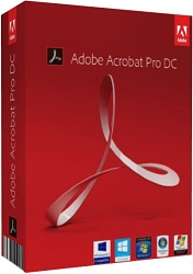 Adobe Acrobat Pro DC 2017 for Windows (Download)