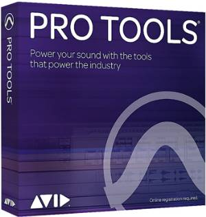 Avid Pro Tools Academic Perpetual License with 1-Year Software Updates + Support Plan (Download)