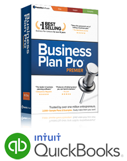 PaloAlto Business Plan Pro Premiere with FREE QuickBooks Online Plus (Windows Download)