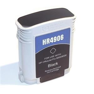 eReplacements Reman Ink Cartridge For HP C4906AN LARGE