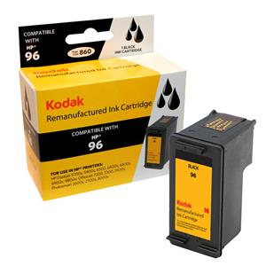 Kodak Brand Ink Cartridge Compatible With HP 96 (Black) LARGE