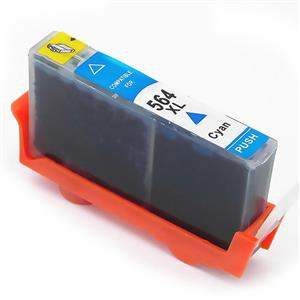 eReplacements Reman Ink Cartridge For HP CB323WN LARGE