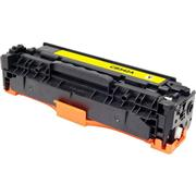 eReplacements Premium Toner Cartridge For HP CB542A THUMBNAIL
