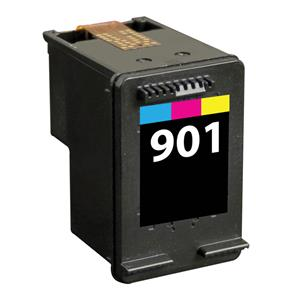 eReplacements Reman Ink Cartridge For HP CC653AN LARGE