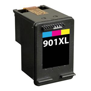 eReplacements Reman Ink Cartridge For HP CC654AN LARGE