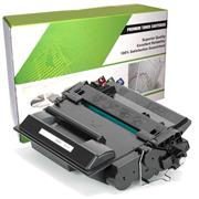 eReplacements Premium Toner Cartridge For HP CE255X THUMBNAIL