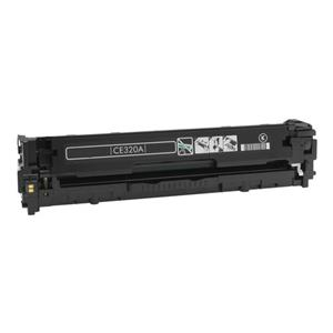 eReplacements Premium Toner Cartridge For HP CE320A LARGE
