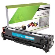 eReplacements Premium Toner Cartridge For HP CE411A THUMBNAIL