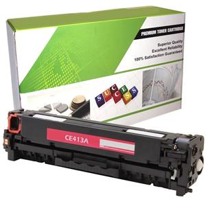 eReplacements Premium Toner Cartridge For HP CE413A LARGE