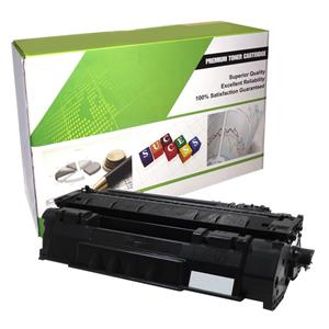 eReplacements Premium Toner Cartridge For HP CE505A LARGE
