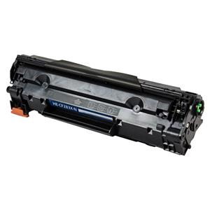 eReplacements Premium Toner Cartridge Compatible With HP 83X, CF283X LARGE