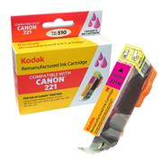 Kodak Brand Ink Cartridge Compatible With Canon 2948B001 (Magenta) THUMBNAIL
