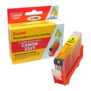 Kodak Brand Ink Cartridge Compatible With Canon 4549B001 (Yellow) THUMBNAIL