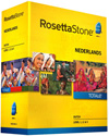 Rosetta Stone Dutch Level 1-3 Set DOWNLOAD - MAC