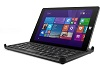 "Ematic 8"" Quad-Core Windows 10 Tablet with Keyboard Folio (Black)"