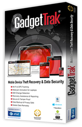 GadgetTrak Laptop Security - For Windows (Download) - ON SALE!