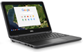 "Dell Chromebook 3189 11.6"" Touchscreen Intel Celeron 4GB RAM 2-in-1 PC with Sleeve (On Sale!)"