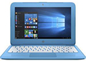"HP Stream 11.6"" Intel Celeron 4GB Laptop with Microsoft Office Pro 2016 (Blue)"