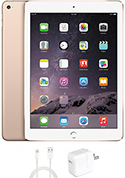 Apple iPad Air 2 128GB WiFi (Gold) (Refurbished) THUMBNAIL