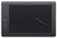 Wacom Intuos Pro Pen & Touch Tablet - Large
