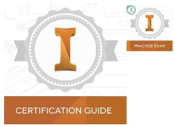 Summit L&T Autodesk Inventor Certified Professional: Certification Guide & Practice Exam LARGE