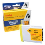 Kodak Brand Ink Cartridge Compatible With Brother LC51BK (Black) THUMBNAIL