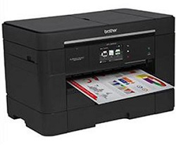 Brother MFC-J5920DW All-iin-One MultiFunction 20ppm Color Inkjet Printer