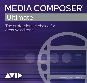 Avid Media Composer Ultimate Academic 1-Year Subscription