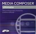Avid Media Composer Ultimate Academic 1-Year Subscription THUMBNAIL