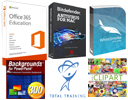 The Ultimate Essentials Bundle with FREE Microsoft Office 365 Education (Mac)