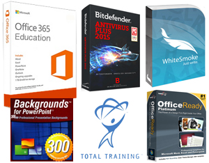 the ultimate essentials bundle with free microsoft office 365