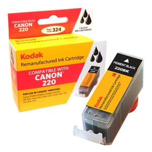 Kodak Brand Ink Cartridge Compatible With Canon 2945B001 (Pigment Black) LARGE