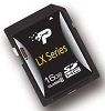 Patriot Memory LX Series Class 10 High Capacity SDHC Card 16GB