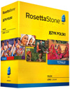 Rosetta Stone Polish Level 1-3 Set DOWNLOAD - WIN ON SALE!