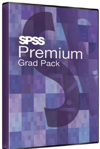 IBM SPSS Statistics Premium Grad Pack v.27 12-Month License for Windows (Download) LARGE