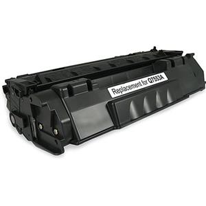 eReplacements Premium Toner Cartridge For HP Q7553A LARGE