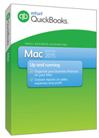 Intuit Quickbooks For Mac 2015 for Mac (Academic) CD
