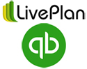 PaloAlto LivePlan (12 Month Subscription) with FREE QuickBooks Online Plus (Windows)