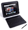 Gripcase Scribe Keyboard Case for iPad (Black)