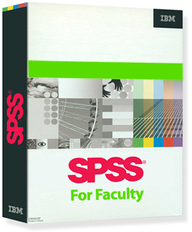 IBM SPSS Statistics Premium Grad Pack v.26.0 12-Month License for Faculty Windows (Download) LARGE