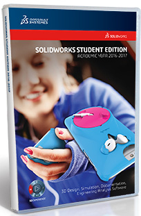 SolidWorks Student Edition 2016-2017 (WIN 7 or higher)