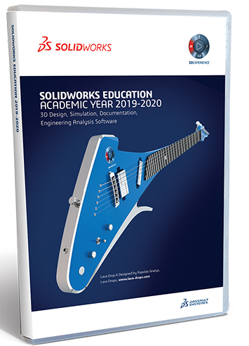 SolidWorks Student Edition 2019-2020 (Download) - LASTEST