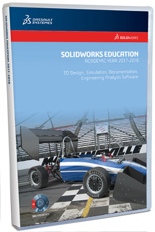 SolidWorks Student Edition 2017-2018 (Download)