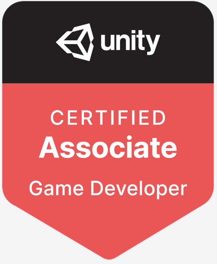 Unity Certified Associate - Exam Voucher and Courseware (12-months) THUMBNAIL