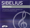 Avid Sibelius | Ultimate Academic Perpetual License (Download) THUMBNAIL