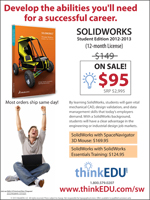 SolidWorks 2012-2013 Flyer - PDF