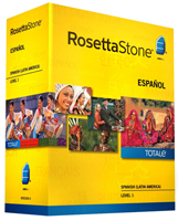 Rosetta Stone Spanish Latin America Level 1-5 Set DOWNLOAD - WIN