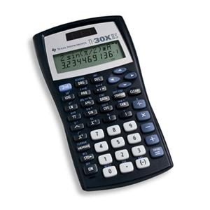 Texas Instruments TI-30X IIS Dual Power Scientific Calculator