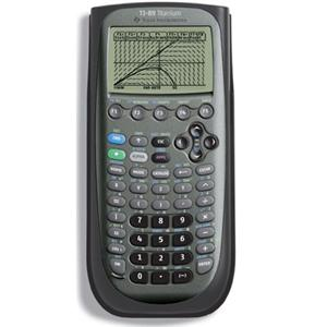 Texas Instruments TI-89 Titanium Graphics Calculator